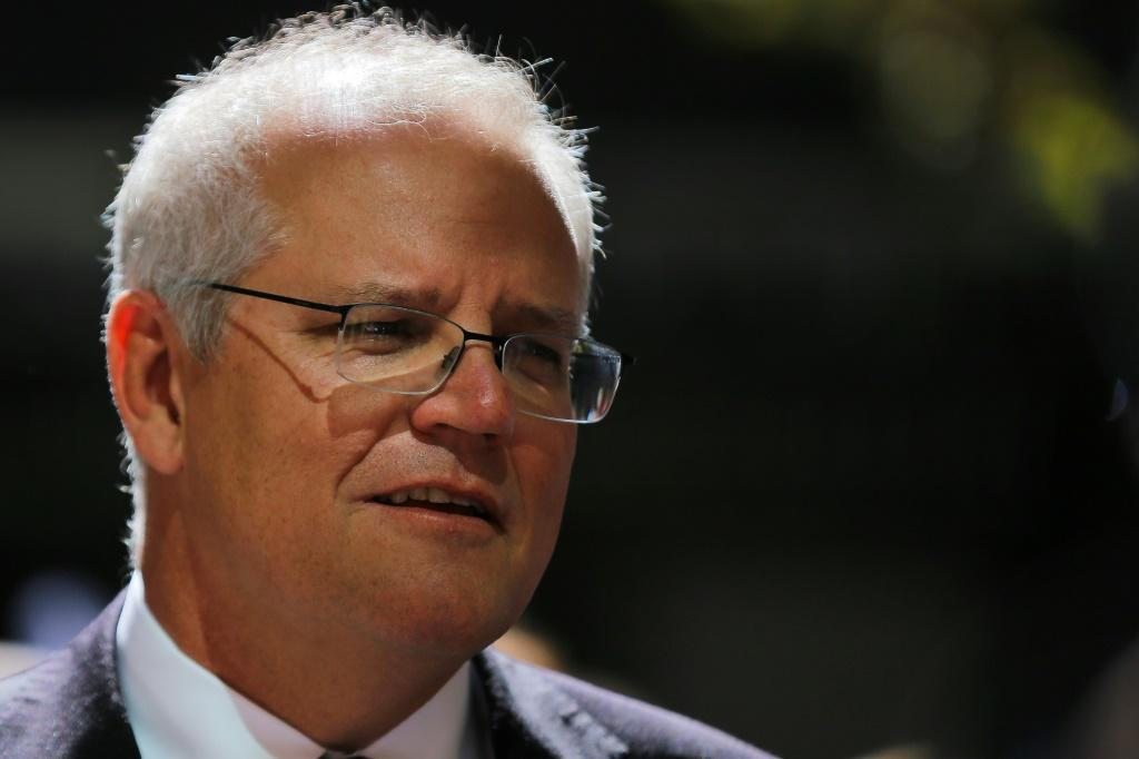 After months of boasting about his 'gold standard' pandemic response and insisting vaccine rollout was 'not a race', Australia's Prime Minister Scott Morrison has bowed to critics