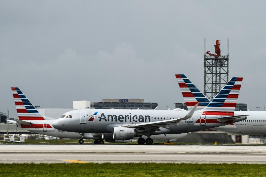 American Airlines expects third-quarter revenues to be down 20 percent compared with the 2019 period as travelers return to the sky