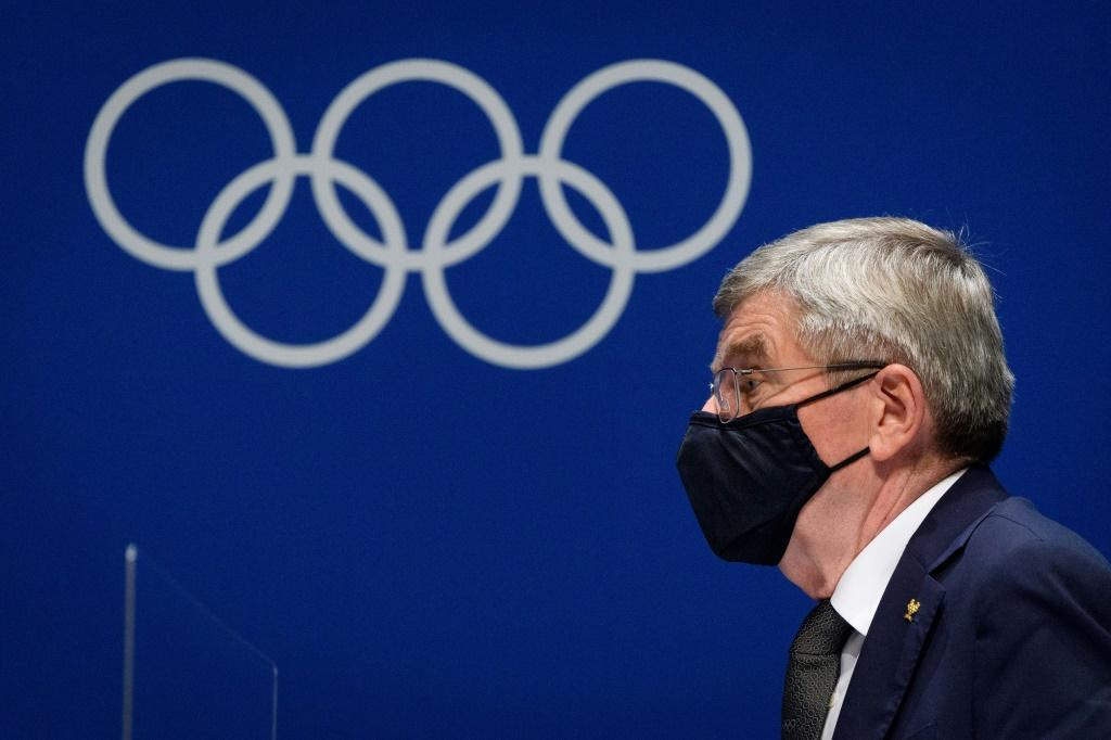 """International Olympic Committee president Thomas Bach says planning for the Tokyo Games has given him """"sleepless nights"""