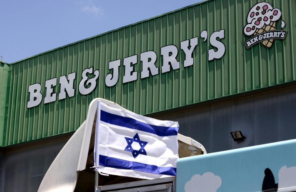 Israel vowed to fight the ice cream ban while the Palestinian Authority welcomed the decision