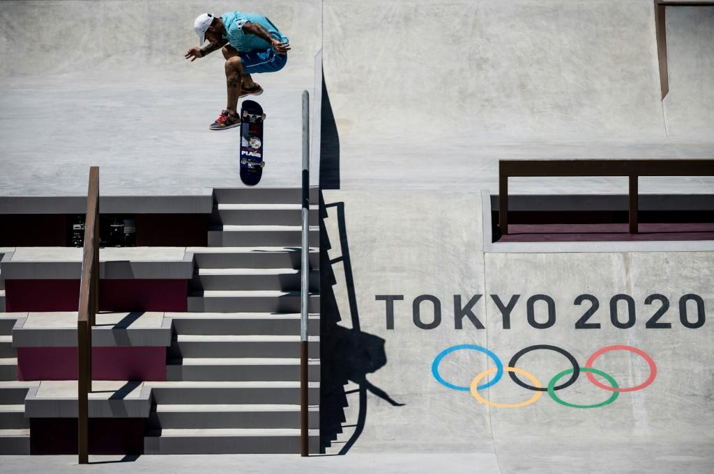 Skateboarding makes its Olympic debut in Tokyo