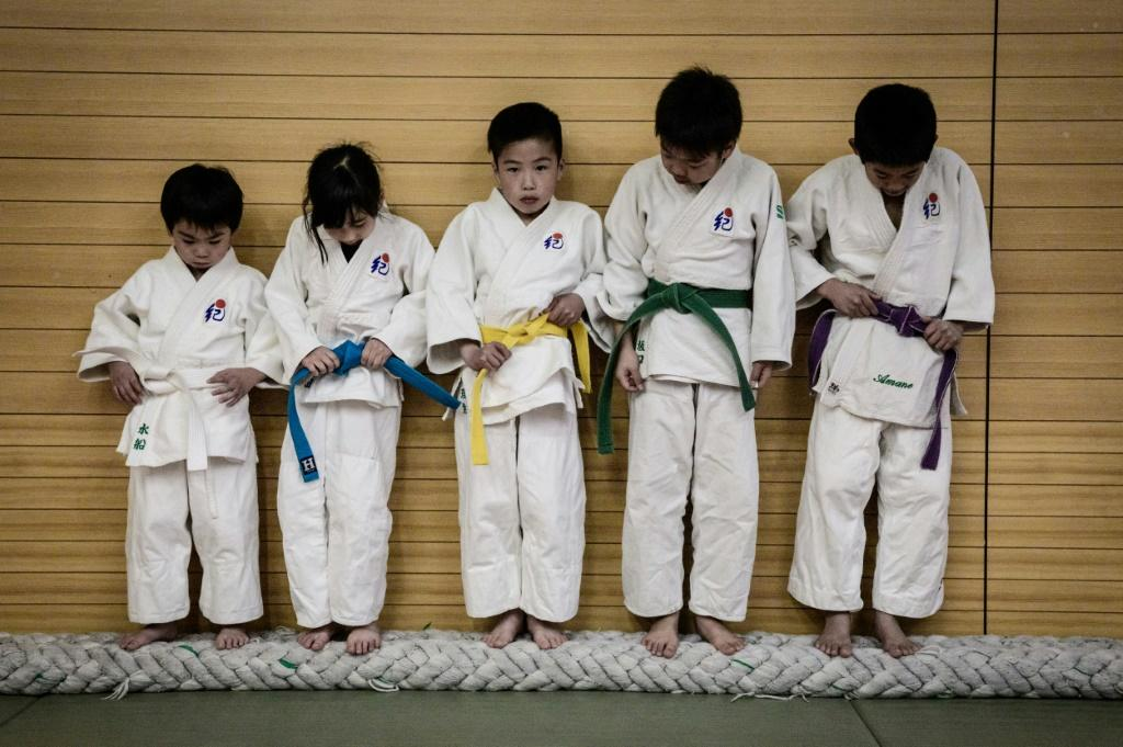 Some in Japanese judo fear the sport is losing its shine in its birthplace