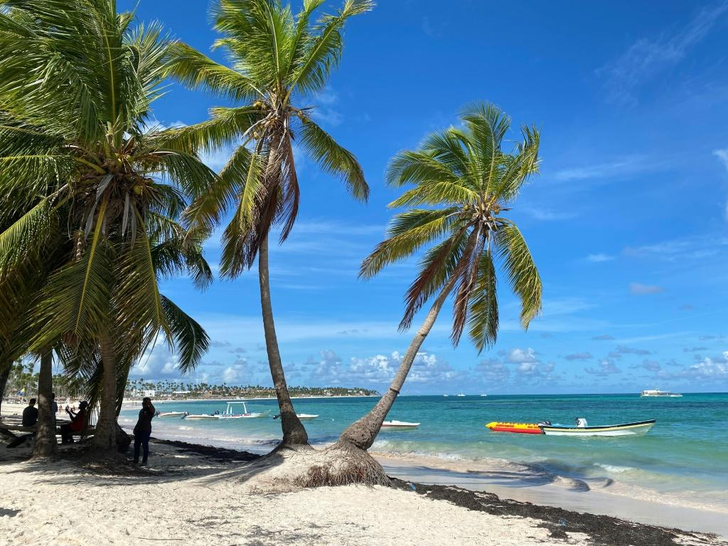 The Dominican Republic is reliant on tourism and arrivals have recovered to about 80 percent of pre-pandemic numbers