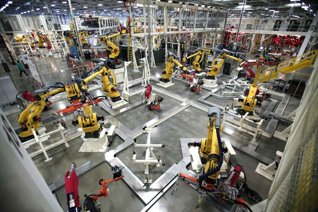"""A new """"moonshot"""" project from Google parent Alphabet will develop software for industrial robots"""