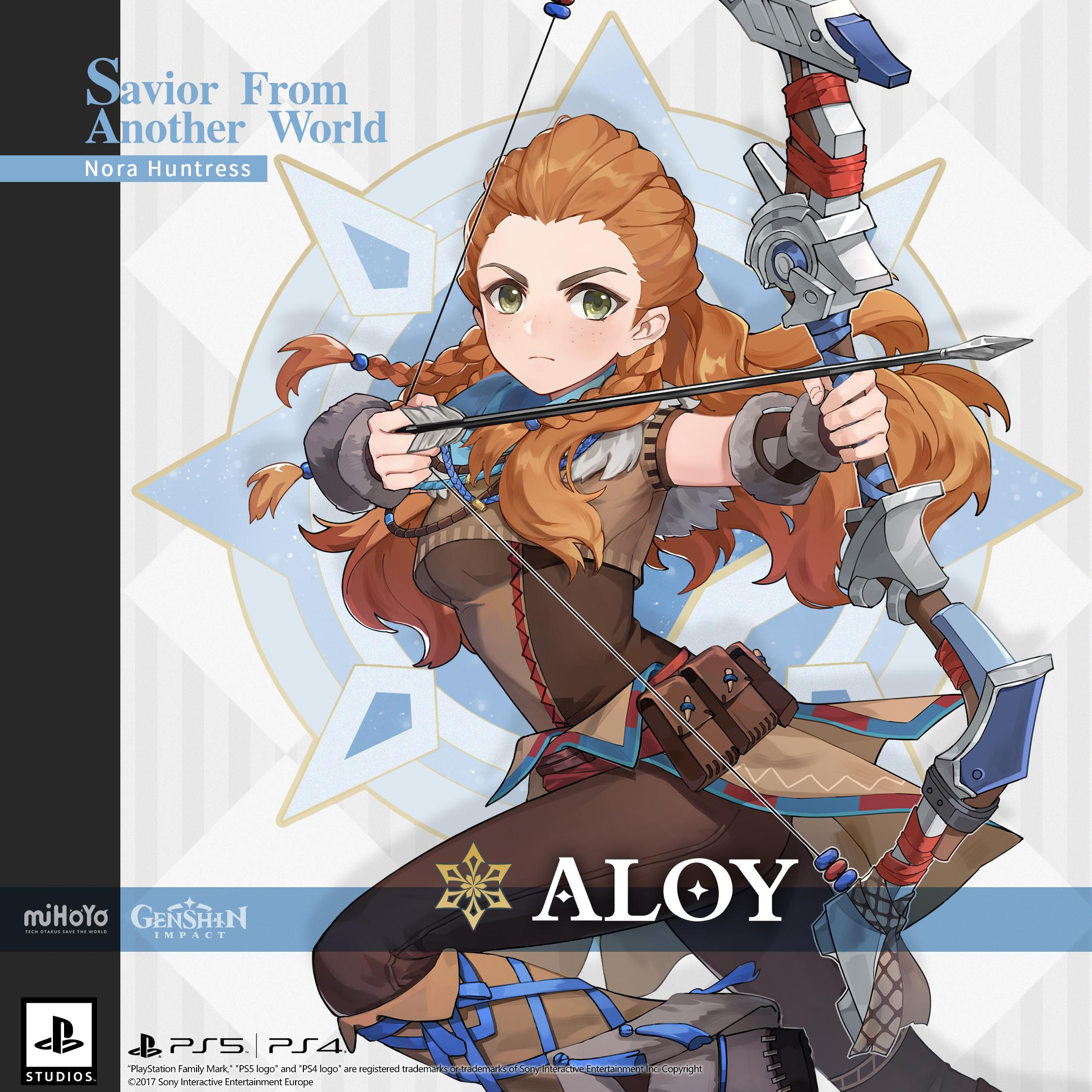 Aloy's Character Overview