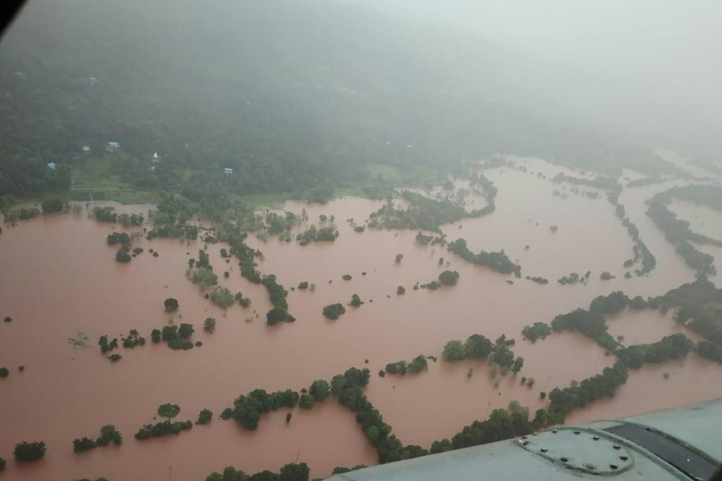 Flooding and landslides are common during India's treacherous monsoon season between June and September