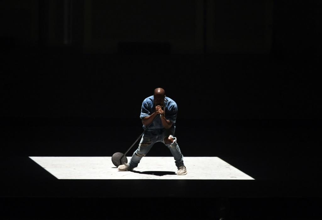Kanye West -- seen performing in 2015 in Toronto -- staged a listening event for his new album, but it has yet to be formally released
