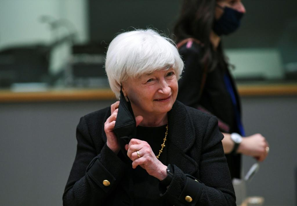 The United States will hit its debt limit on August 1, Treasury Secretary Janet Yellen said, but the government is not expected to run out of money until October or November