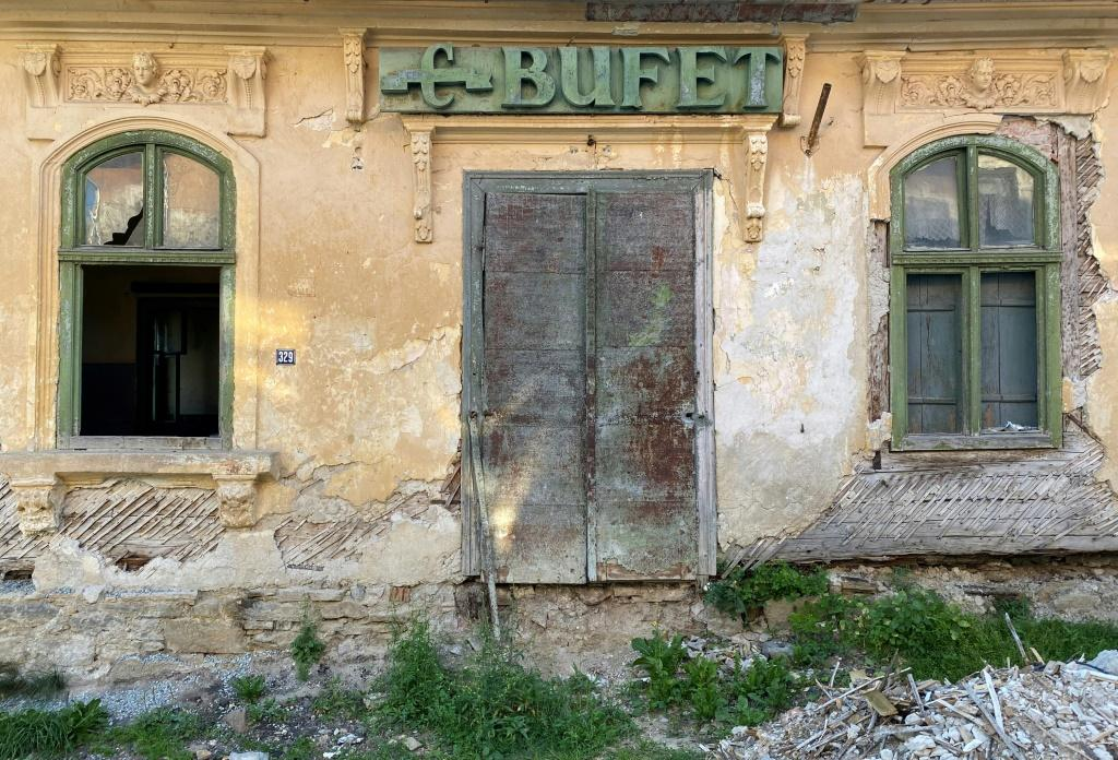 The years of bitter dispute and stagnation have left deep marks on Rosia Montana