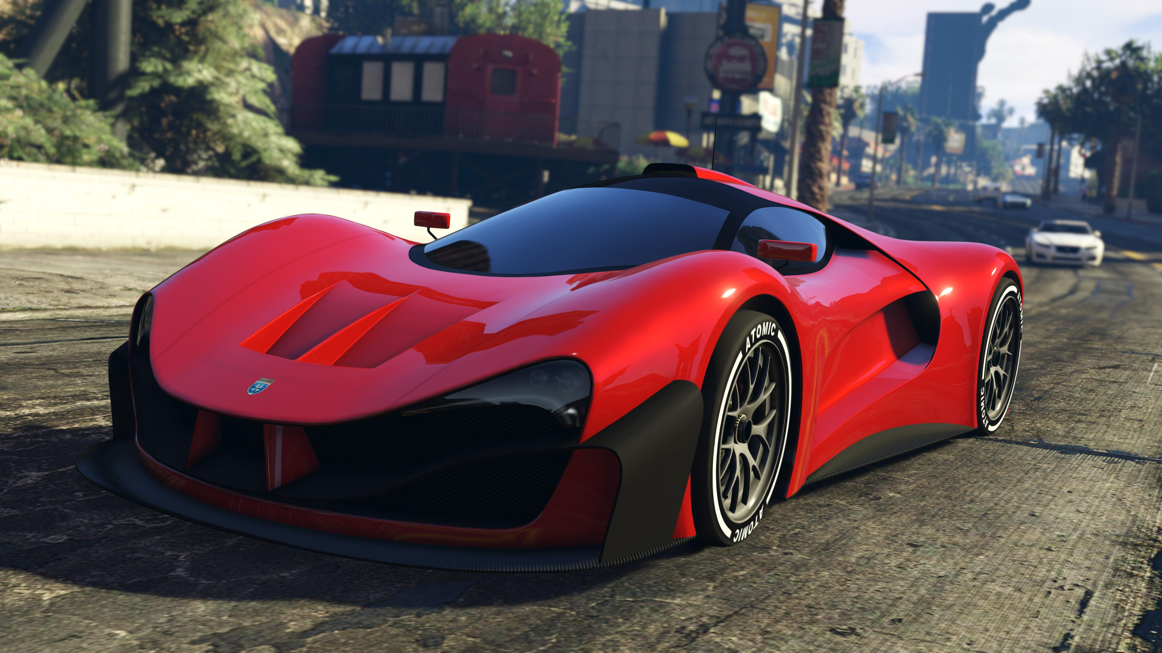 GTA 5 remains the unrivaled king of open world RPGs set in modern times