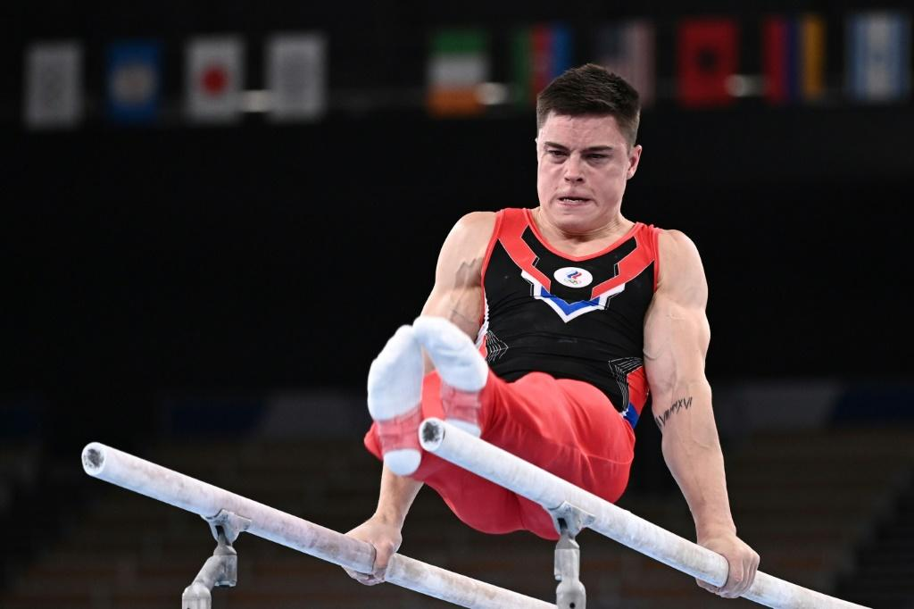 Fresh from leading the Russian gymnasts to a narrow men's team win over Japan, world champion Nikita Nagornyy will again face home hope Daiki Hashimoto in the men's all-around competition