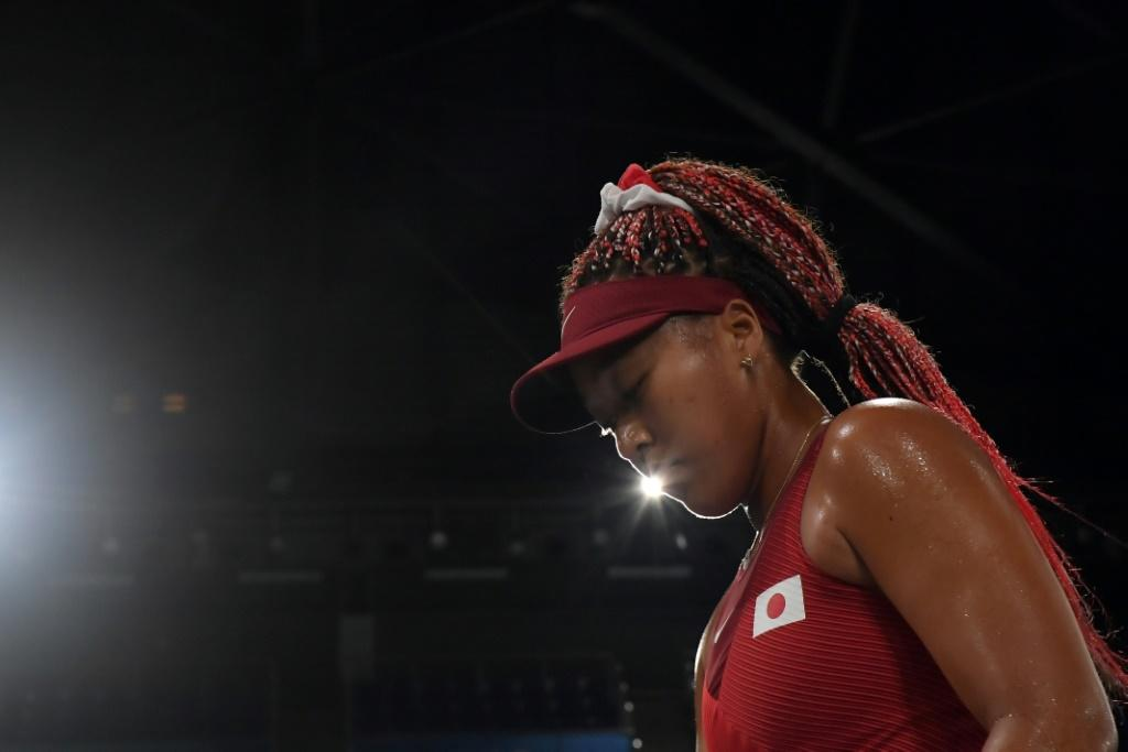 Japan's Naomi Osaka drew attention to the pressures faced by athletes after pulling out of the French Open and Wimbledon earlier this year