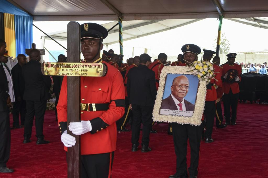 Magufuli, a coronavirus skeptic, died in March in circumstances that remain unclear