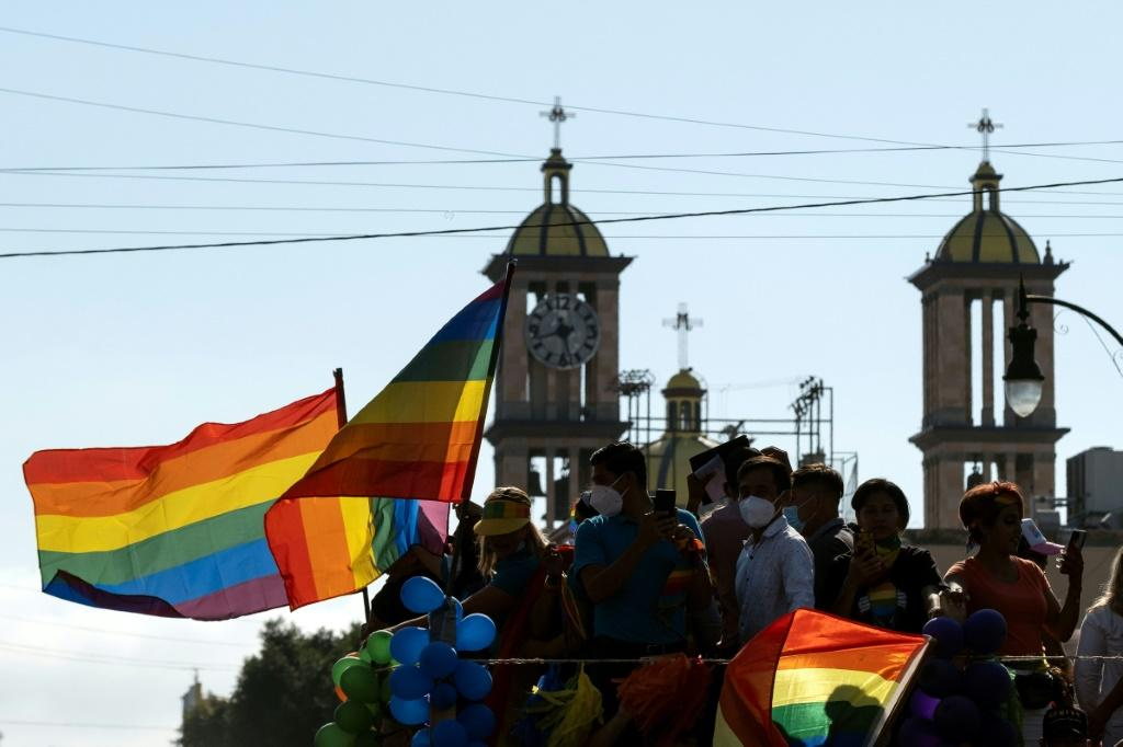 A Mexican man's arrest for failing to tell his former partner that he had HIV came at a time when the country was celebrating sexual diversity and inclusion