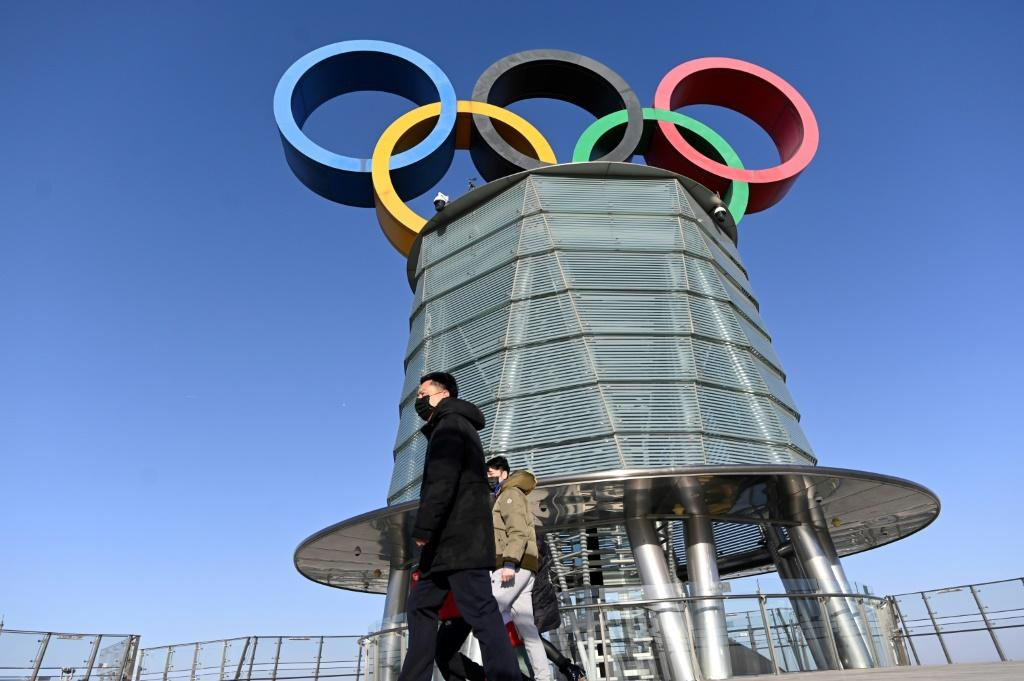 Beijing accused US politicians of slandering China over calls for sponsors to shun the 2022 Winter Games