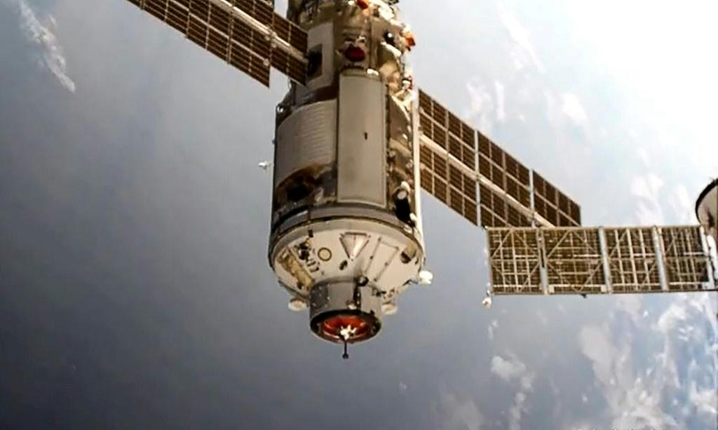 Life aboard the ISS for Russia's cosmonauts should become more comfortable with the extra legroom provided by Nauka
