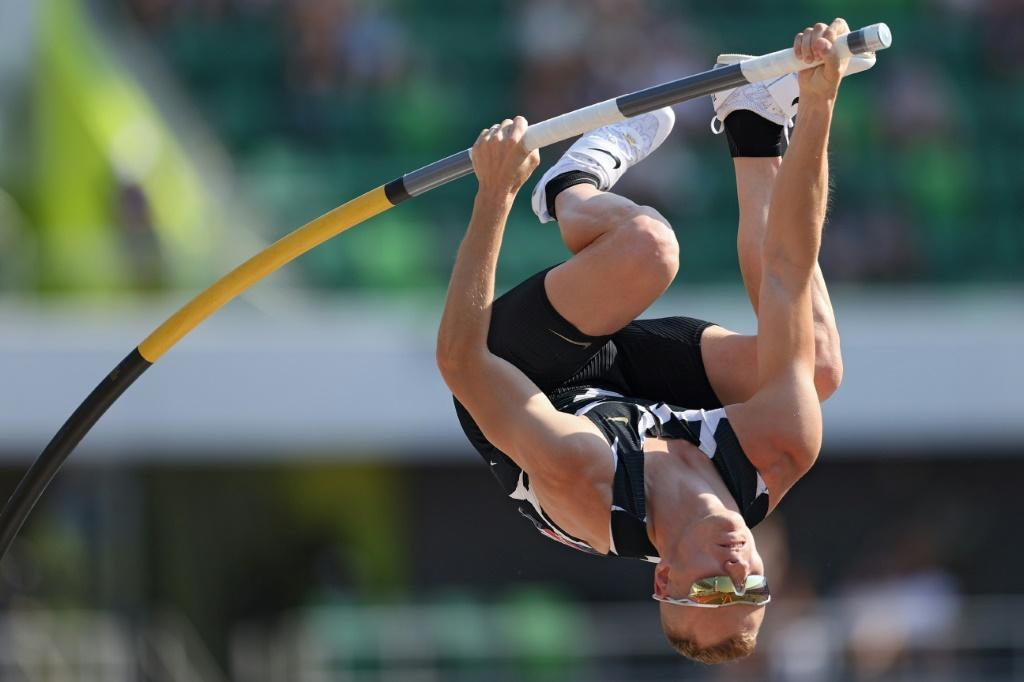 US pole vault world champion Sam Kendricks is out of the Olympics after testing positive for Covid-19