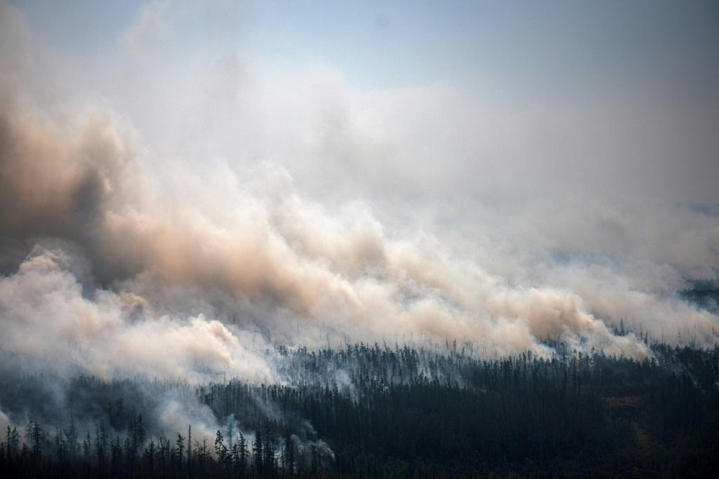 Yakutia is suffering another ever-worsening wildfire seasons driven by climate change
