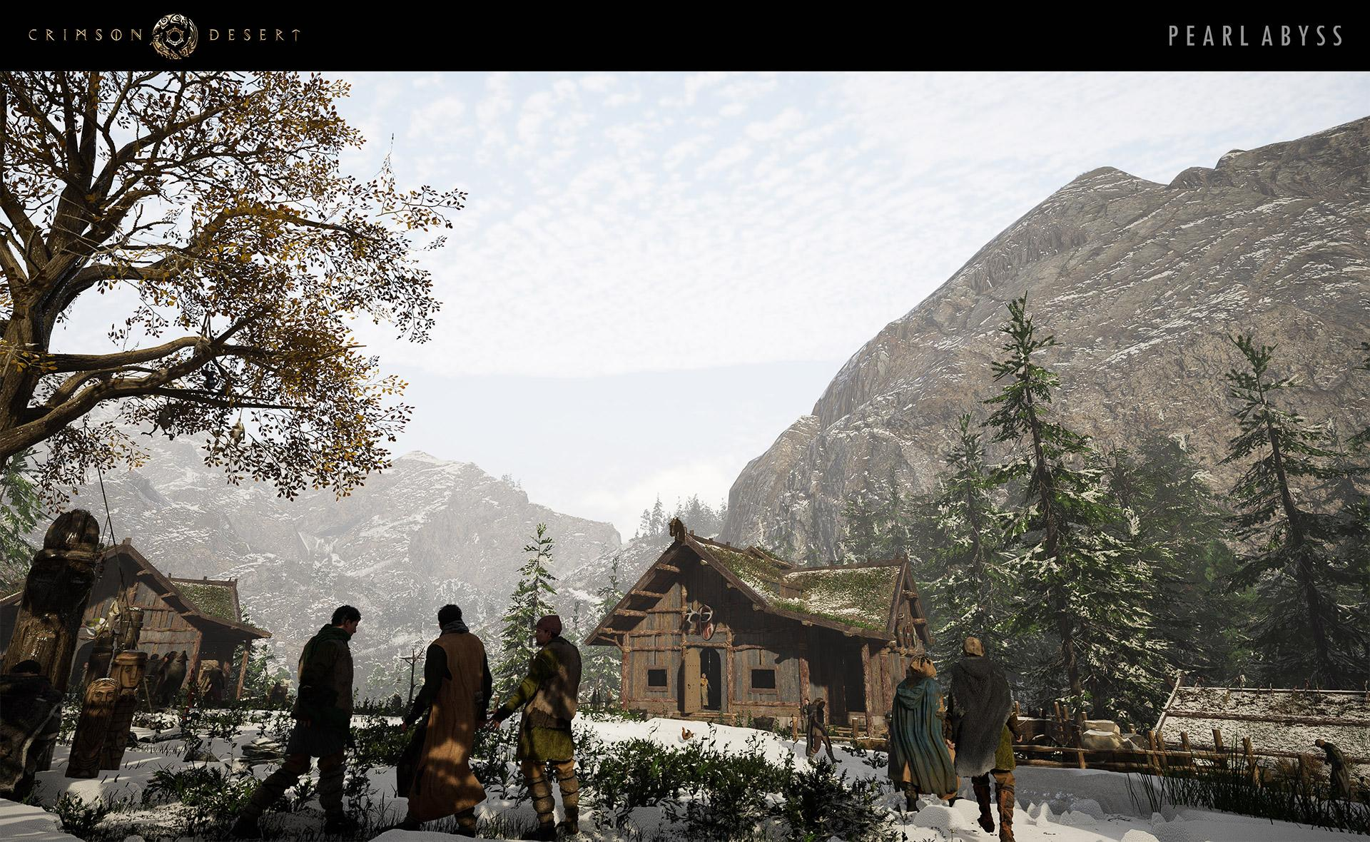 Crimson Desert is being developed by Pearl Abyss, the creators of the Black Desert Online MMO