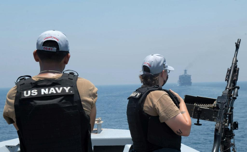 """The attack on the MT Mercer Street is now assessed to be the fifth attack against a vessel connected to Israel,"""" maritime industry analysts Dryad Global said"""