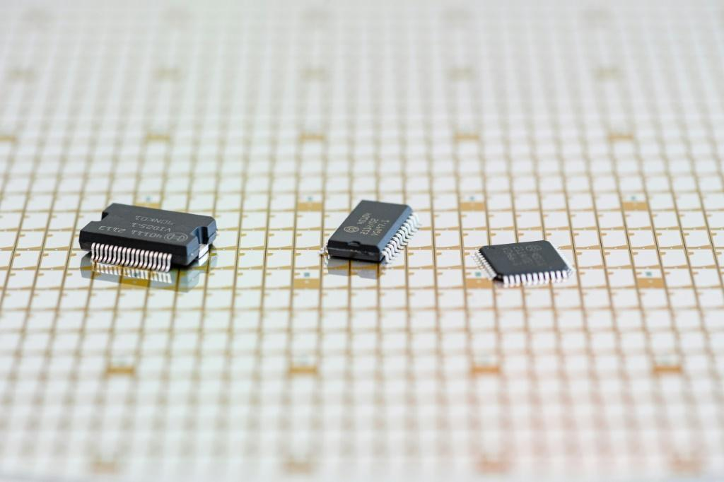 Microchips are essential for the electronic systems in modern cars, and shortages have held back automakers as they seek to recover from the Covid-19 pandemic