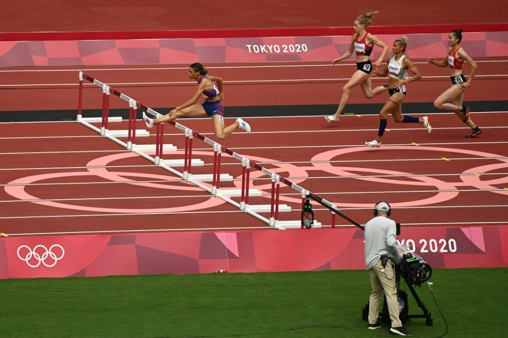 US 400m hurdler Sydney McLaughlin said she believes her world record could go as she prepares for the latest instalment of her rivalry with 2016 Olympic champion Dalilah Muhammad