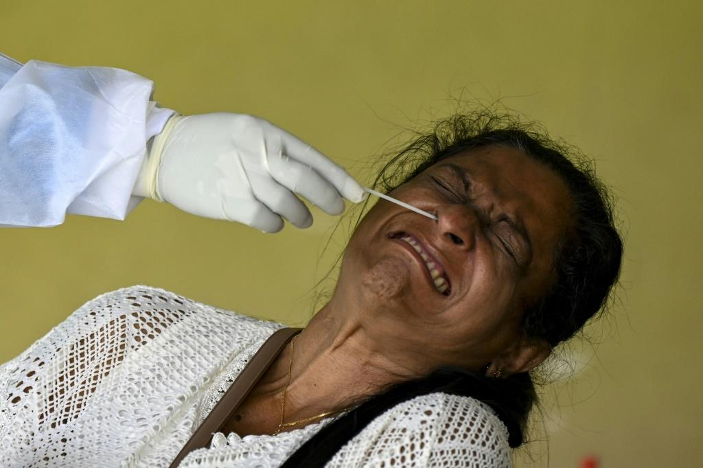 Worldwide, coronavirus infections are once again on the upswing