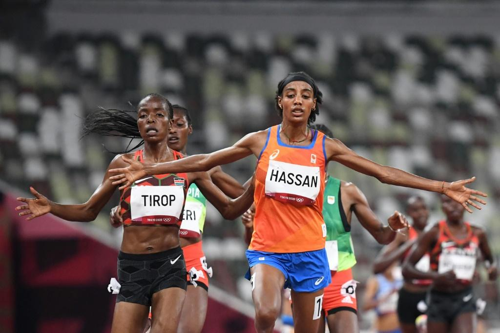 Sifan Hassan is eyeing a historic Olympic treble in Tokyo