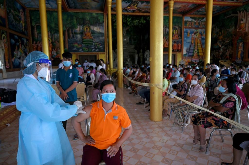 While Cambodia appeared to have escaped the brunt of the virus last year, an outbreak first detected in February has steadily driven up the caseload