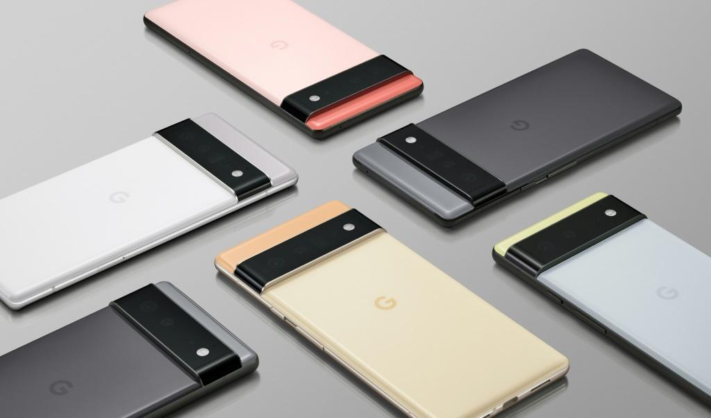 Google new smartphone, Pixel 6, to be released later this year, will be powered by a new proprietary chip