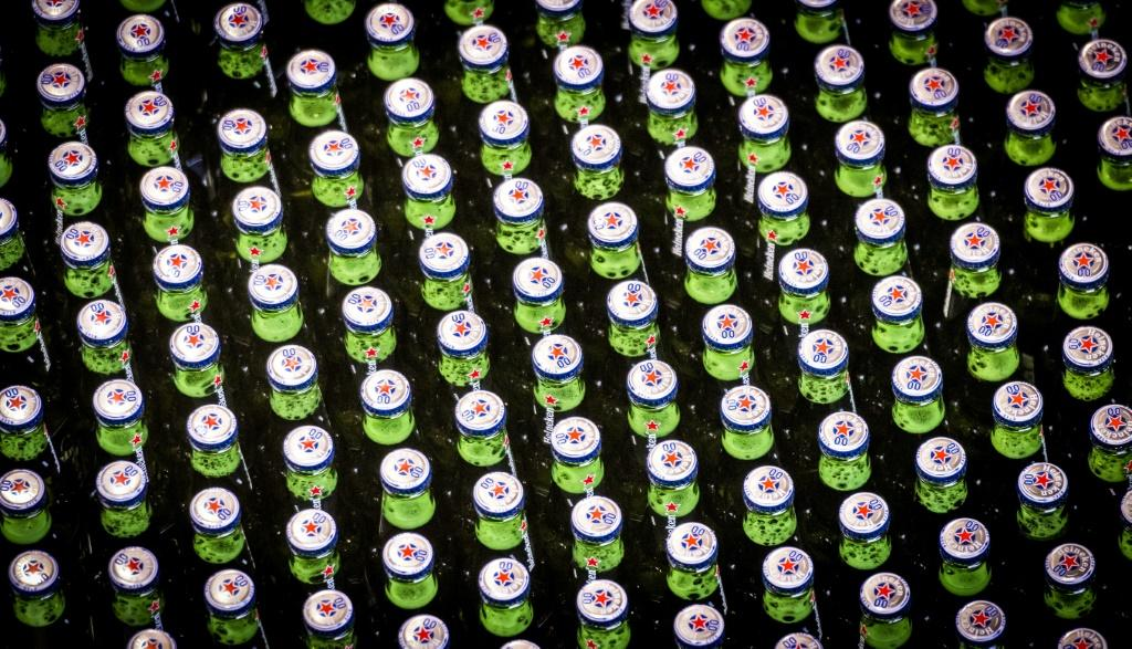 Heineken earnings rebounded in the first half as Covid restrictions eased