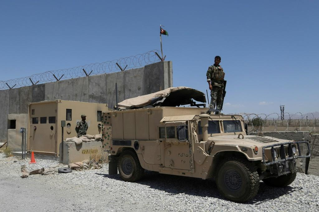 The latest Taliban offensives have dealt further psychological damage to the Afghan National Army