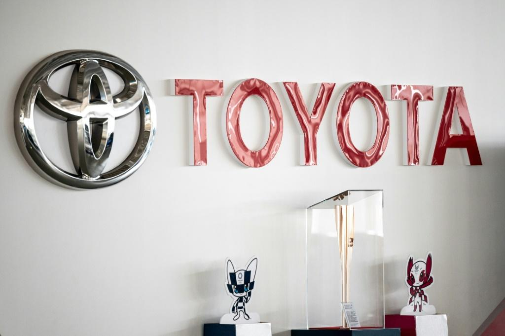 Toyota, the world's top-selling automaker, logged a $8.2 billion first-quarter net profit