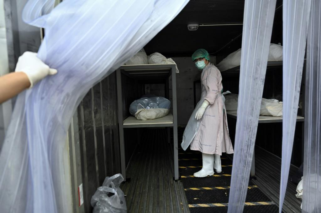 Thailand's Covid death toll is mounting as infections hit new highs, reaching 20,000 cases a day