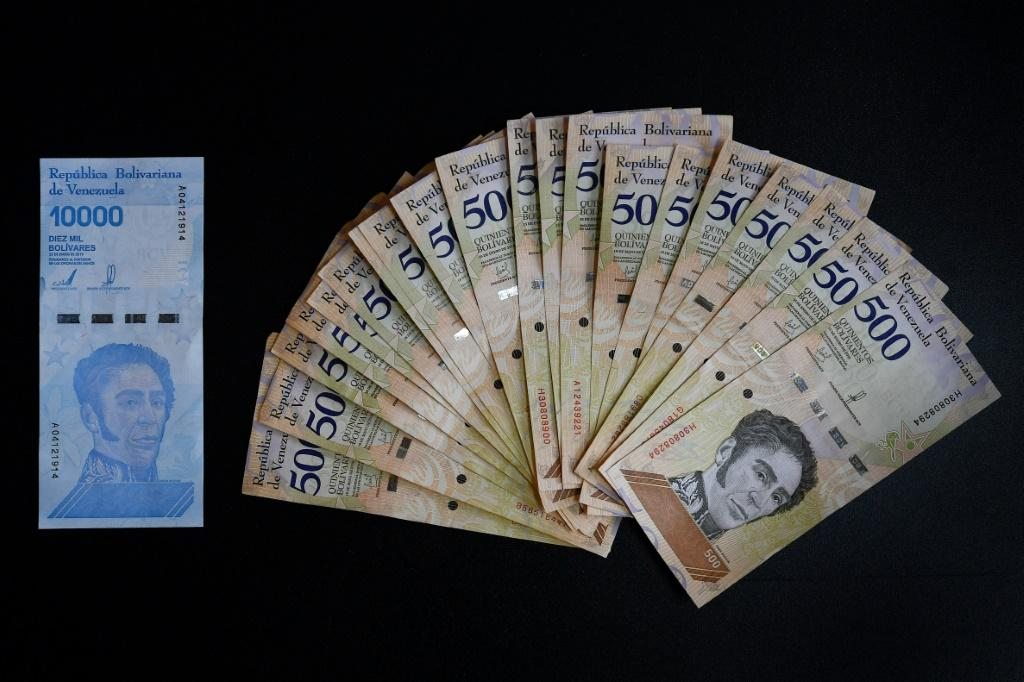 Venezuela has stripped 14 zeros from its bolivar currency over the last 13 years due to its problems with inflation