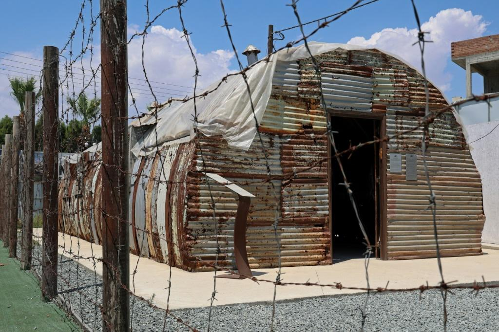 More than 52,000 Jews were detained in a dozen camps in Cyprus,according toIsrael's Holocaust memorial and education centre