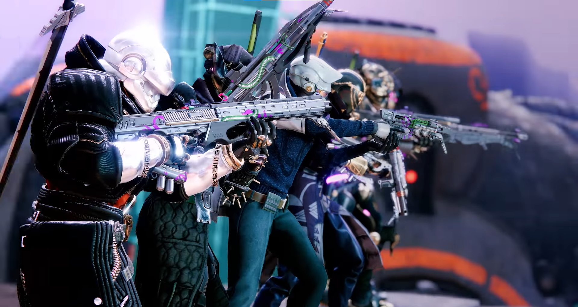 Team up with up to six Guardians in Destiny 2's seasonal activities