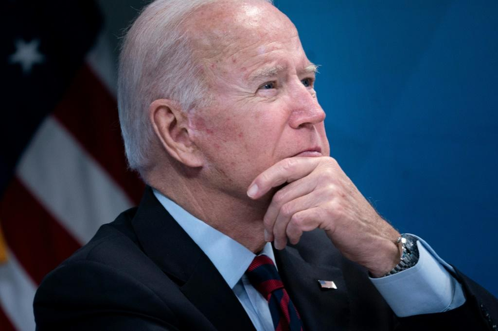 US President Joe Biden has a chance to explain his vision for how the war ended