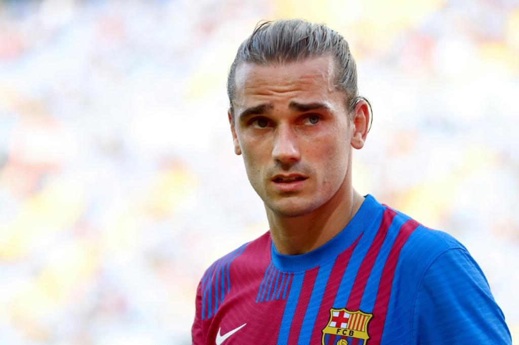 Griezmann has rejoined Atletico on a one-year loan deal with an option to extend by another year