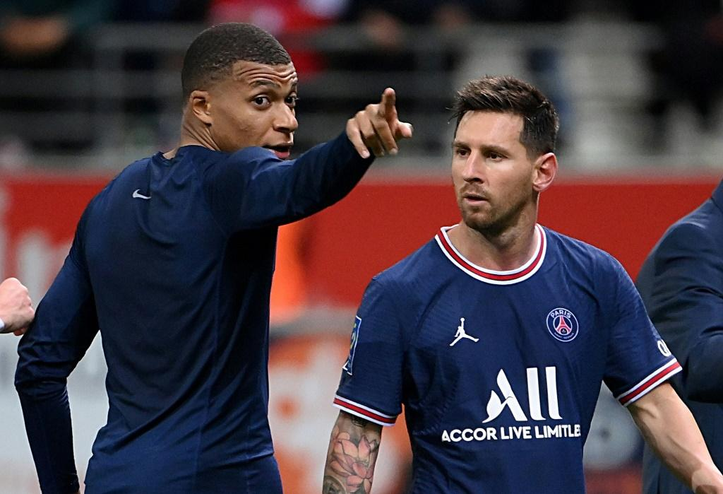Will Real Madrid target Kylian Mbappe be lining up alongside Lionel Messi at Paris Saint-Germain this season?