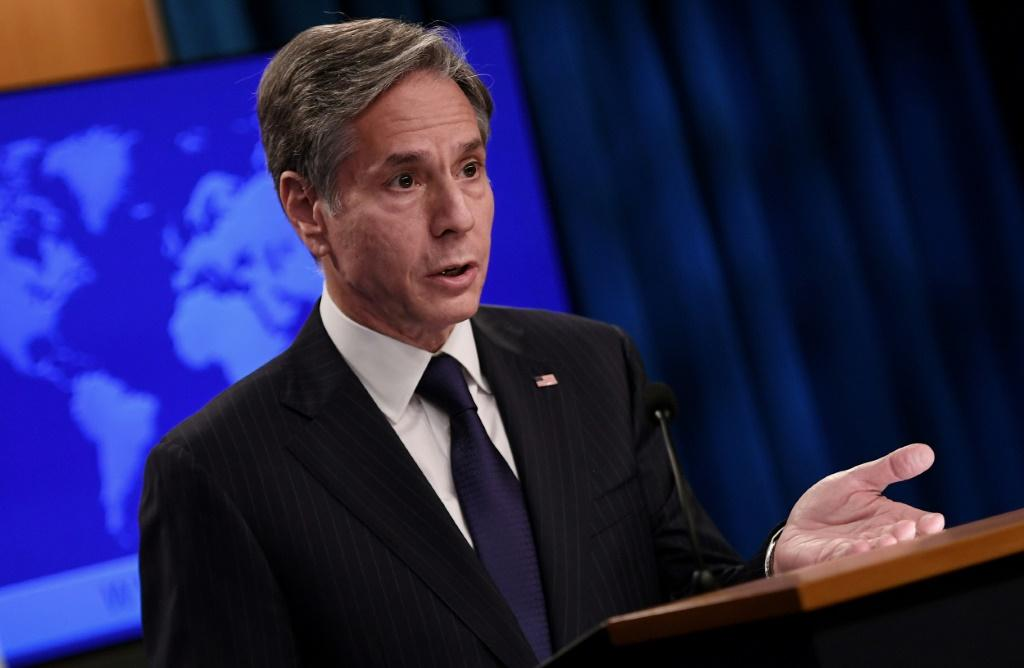Secretary of State Antony Blinken announces a trip on the Afghanistan crisis