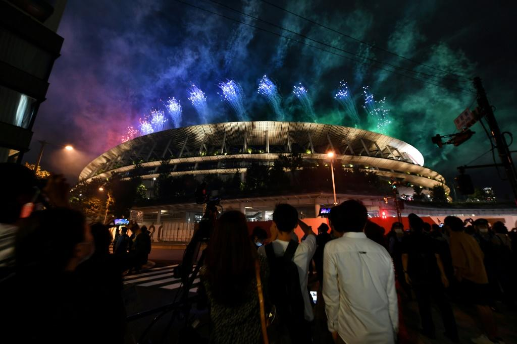 The Tokyo Paralympics ended with fireworks and a colourful ceremony on Sunday