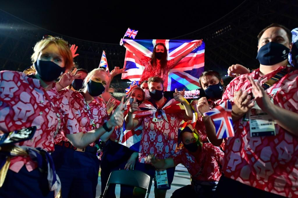 The Tokyo Paralympics featured 163 delegations, one fewer than the London 2012 record