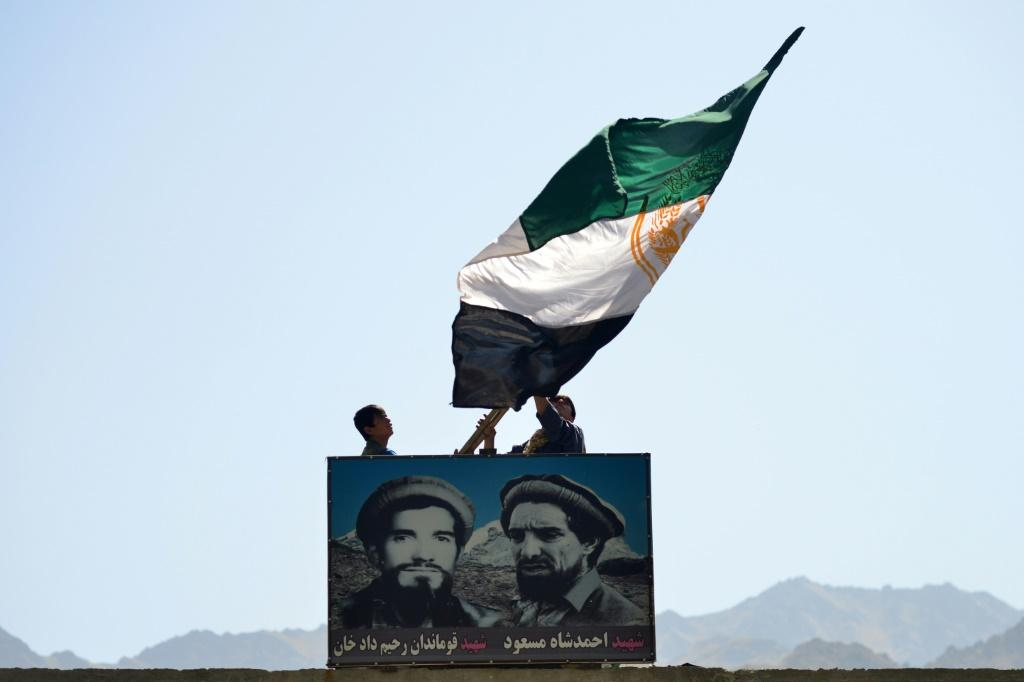 The Taliban say they took over the Panjshir Valley from Ahmad Massoud's forces