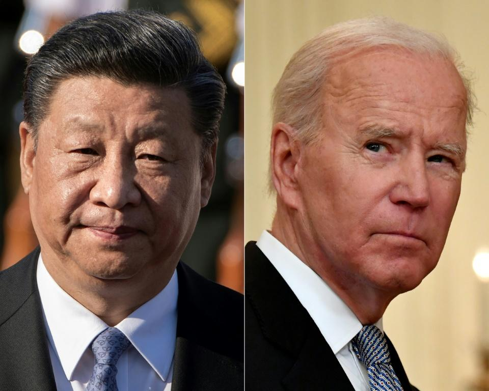 Chinese President Xi Jinping and US President Joe Biden talked by phone for the second time this year