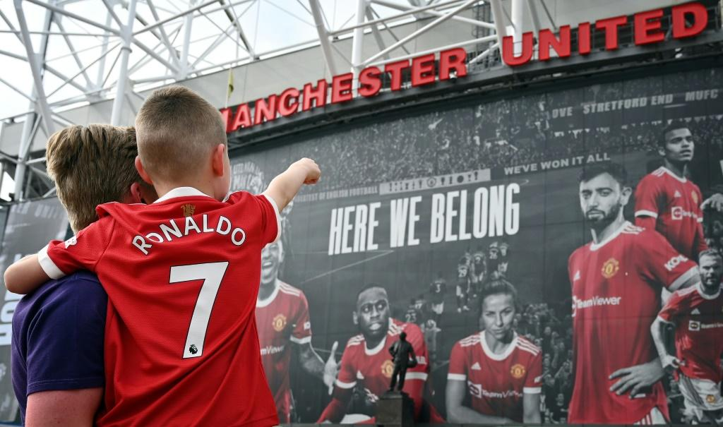 Manchester United fans will get to see Cristiano Ronaldo again in Saturday's clash with Newcastle