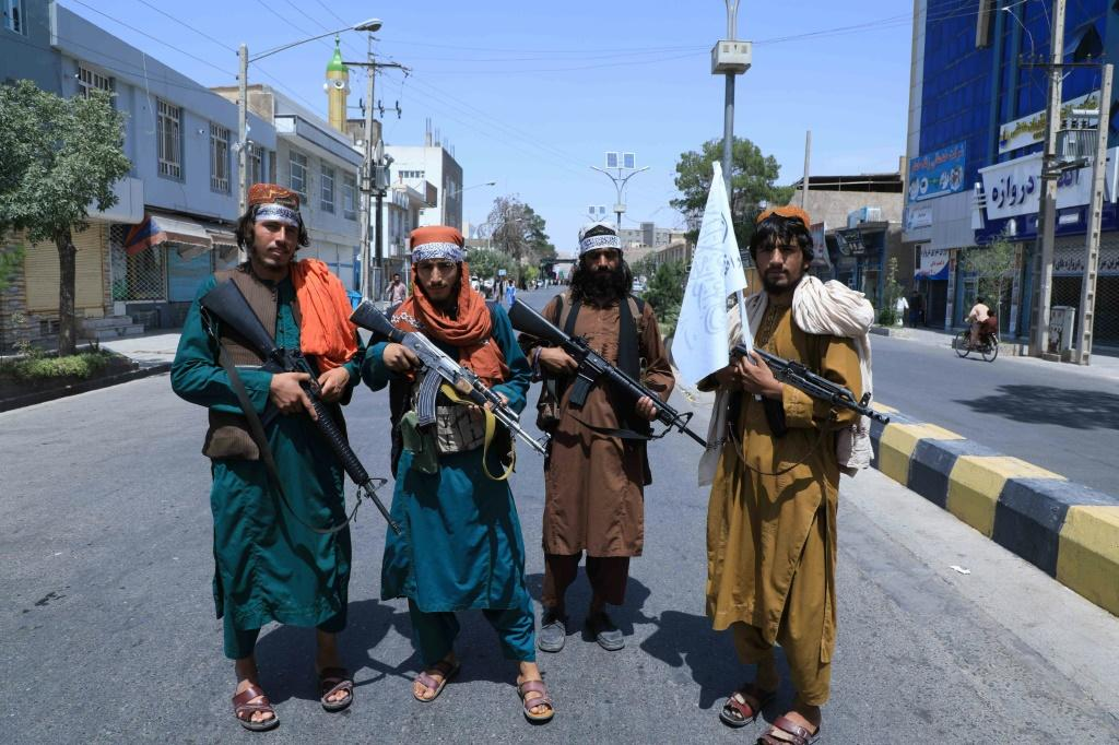 The Taliban say music is forbidden in Islam