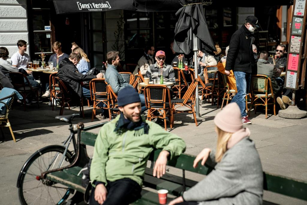 Danish authorities insist the virus is under control, with around 500 daily Covid cases