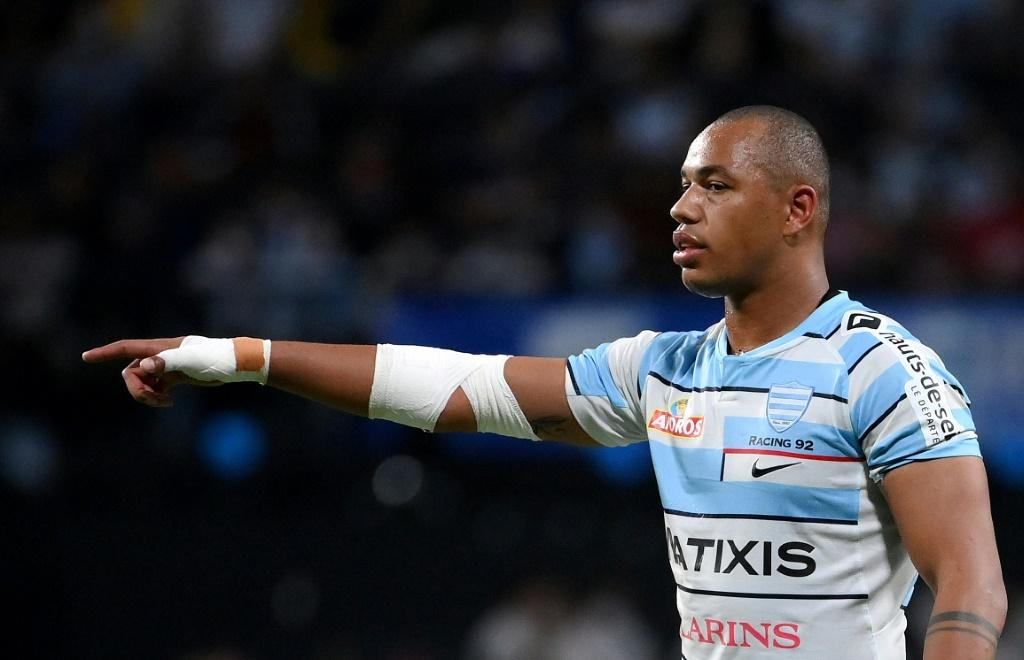 Gael Fickou has made 63 France appearances since his Test debut in 2013