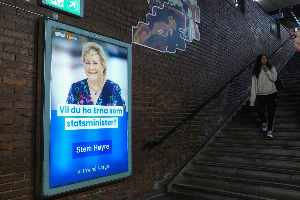 Norway's main opposition Labour Party is expected to have to rely on the backing of several eurosceptic parties to obtain a majority